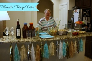 Favorite Things Party- A Girl's Night Out