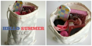 Hello Summer DIY project