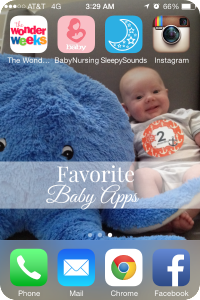 Favorite Baby Apps