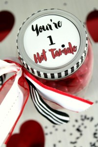 You're 1 Hot Tamale Valentine