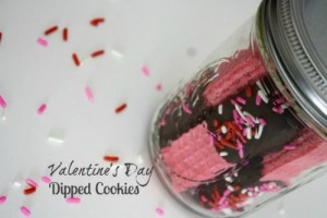 Valentines Day Cookies: Kid's No Bake