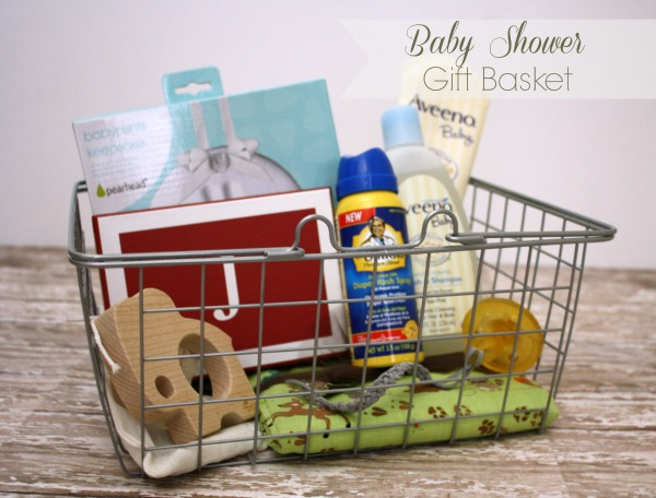 Baby Shower Gift Basket - Life Anchored