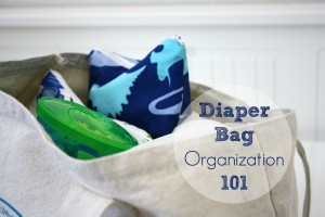 Travel Tips: Diaper Bag Organization 101
