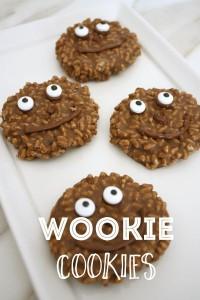 Star Wars Wookie Cookies