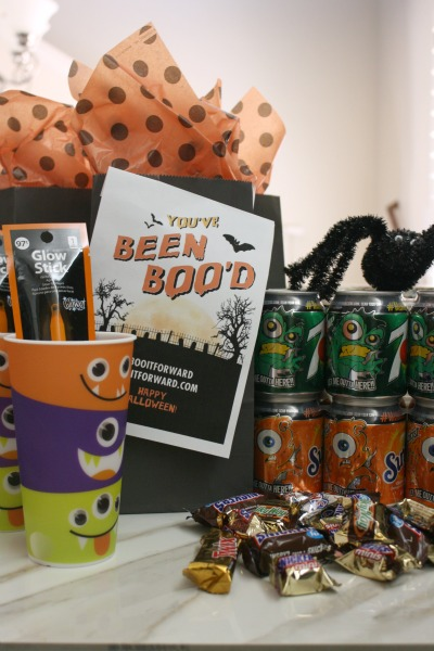 Boo Package // Life Anchored #BOOitForward (ad)