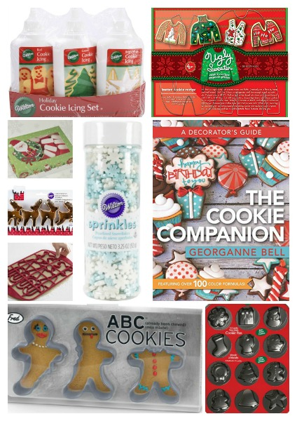 Christmas Cookie Decorating Supplies // Life Anchored