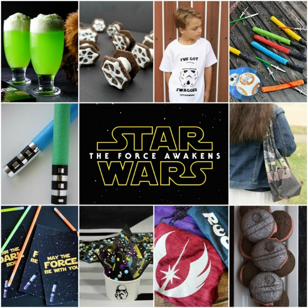 Star Wars - The Force Awakens Blog Hop