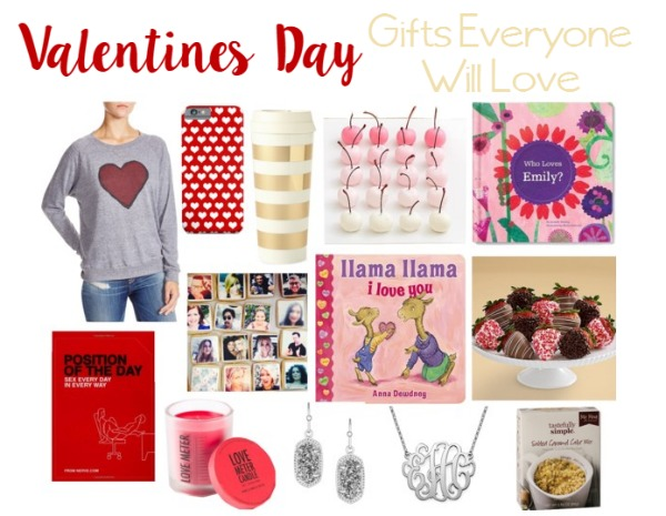 Valentines Day Gift Guide 2016 // Life Anchored