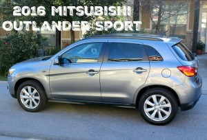 2016 Mitsubishi Outlander Sport Review