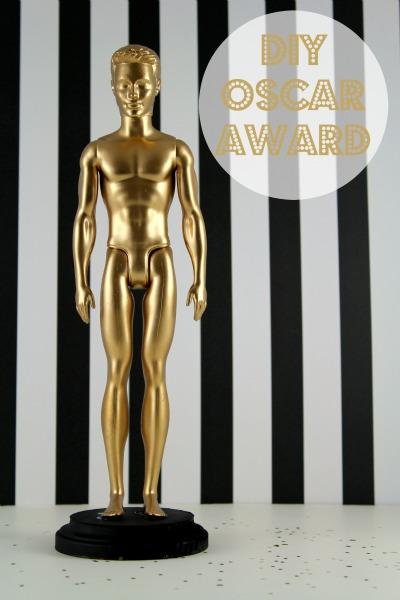 DIY oscar award