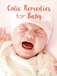 Colic Remedies for Baby