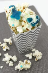 Shark Bait Popcorn Mix