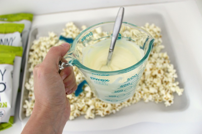 Shark Bait Popcorn Mix // Life Anchored Shark Week