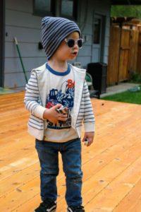 Boy's Back to School Wardrobe