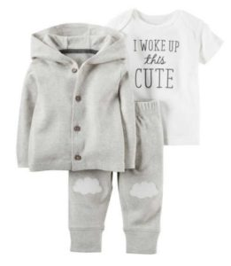 Essentials for a New Baby Wardrobe
