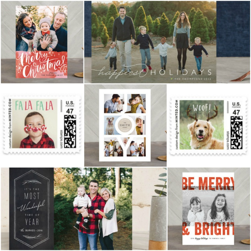 minted-holiday-card-collage