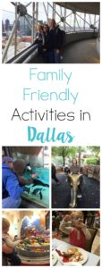 Family Friendly Activities in Dallas
