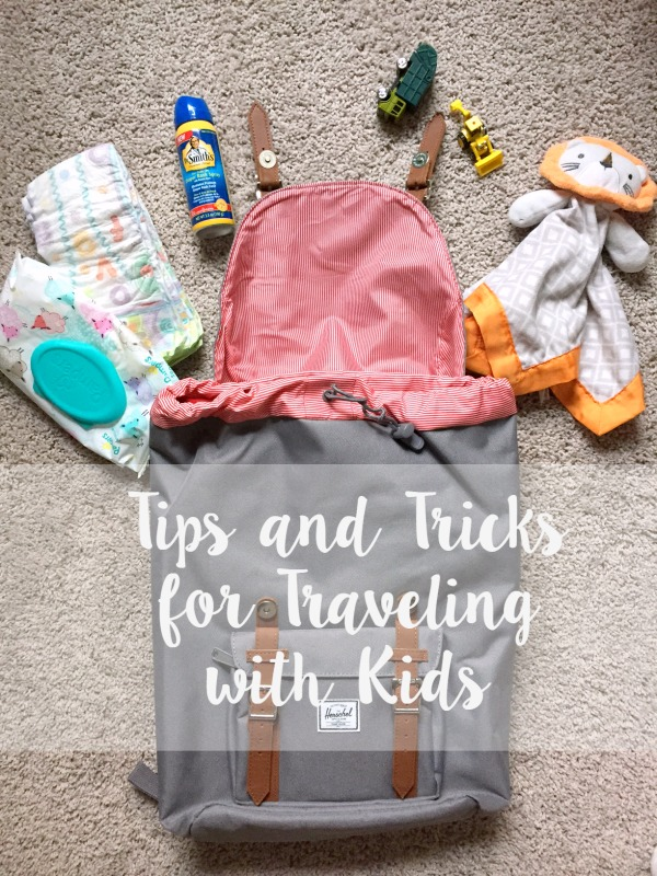 Tips and Tricks for Family Travel // Life Anchored AD