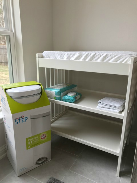 Flamingo Nursery Reveal // Life Anchored AD