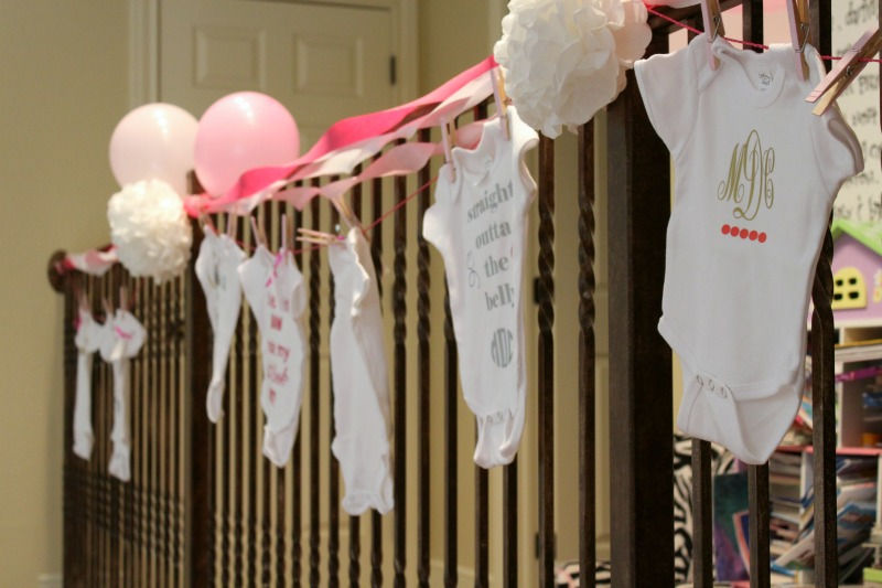 Flamingle Baby Shower // Life Anchored AD