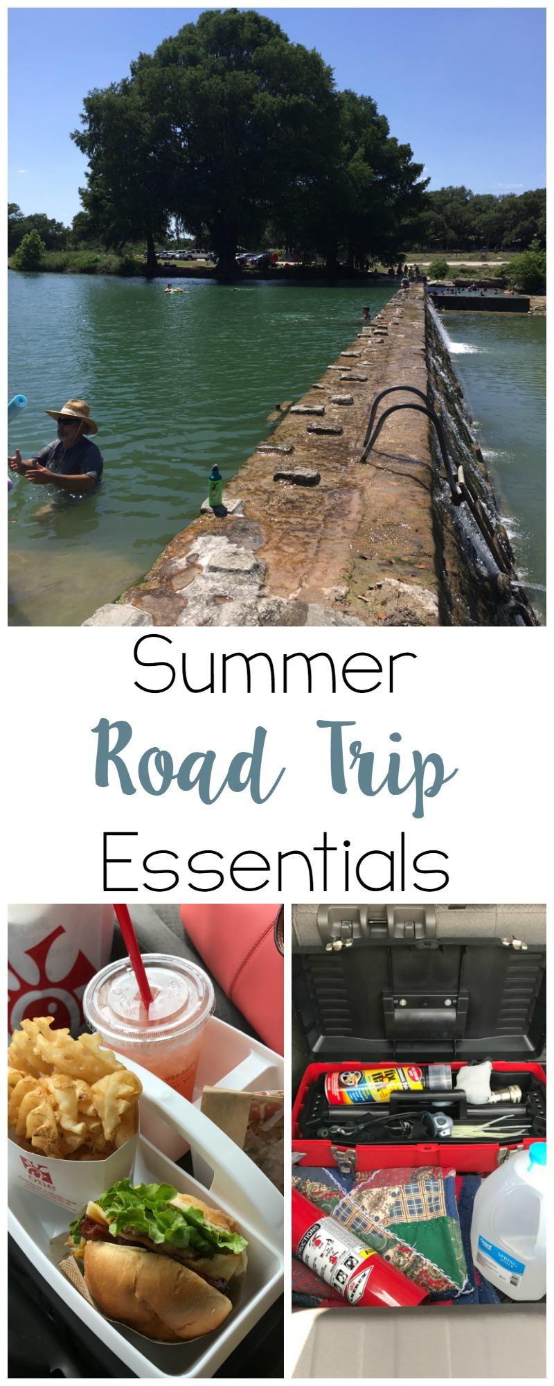 Summer Road Trip Essentials // Life Anchored AD