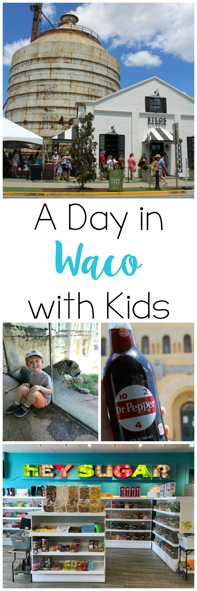 A Day in Waco with Kids // Life Anchored