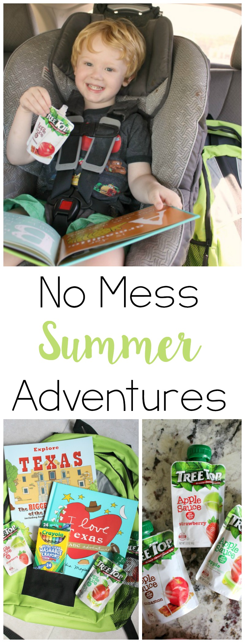 No Mess Summer Adventures // Life Anchored AD