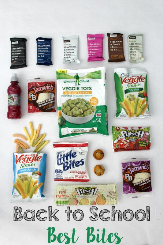 Back to School Best Bites // Life Anchored AD