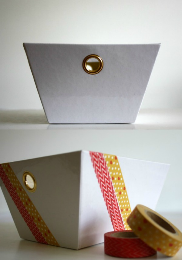 Diy Washi Gift Target Dollar Bins Typically Will Have