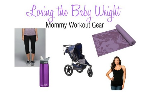 Losing the baby weight