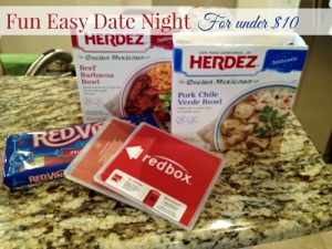 easy date night for under 10 dollars