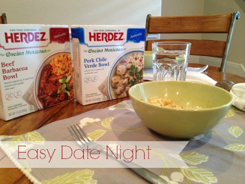 easy date night