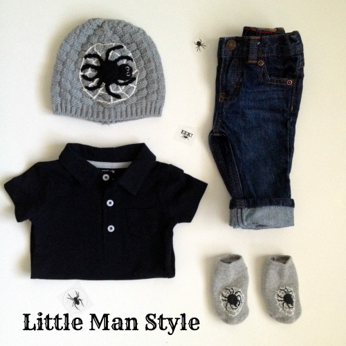 little man style spiders