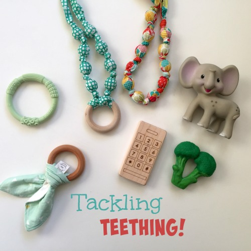 tackling teething