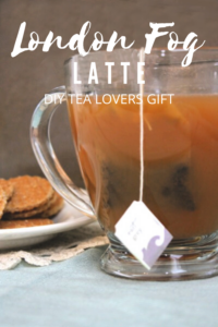 London Fog Latte Tea Lovers Gift // Life Anchored