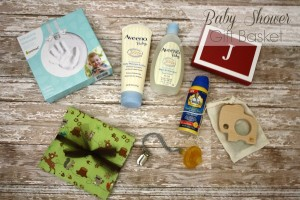 Baby Shower Gift Basket // Life Anchored