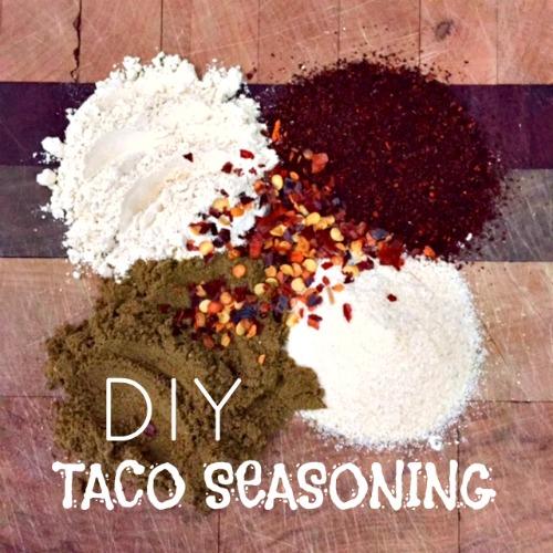 DIY Taco Seasoning Mix // Life Anchored lifeanchored.com