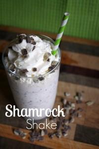 Shamrock Shake // Life Anchored