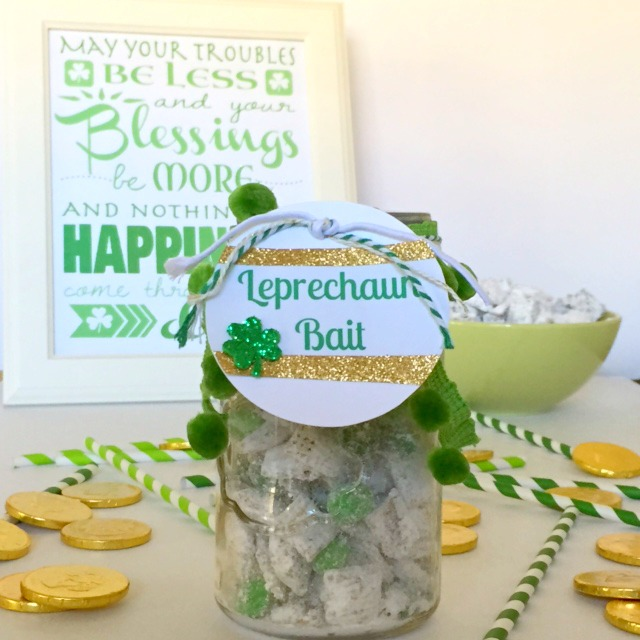 St. Patrick's Day Treats // Leprechaun Bait // Life Anchored