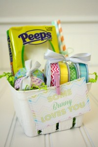 Some Bunny Loves You Easter Printable // Life Anchored #easter