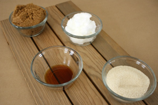 Vanilla Sugar Scrub Recipe // Life Anchored
