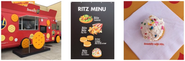 Ritz #PutItOnARitz Walmart Campaign