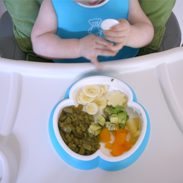 Essentials for Feeding Baby Solids // Life Anchored #ad