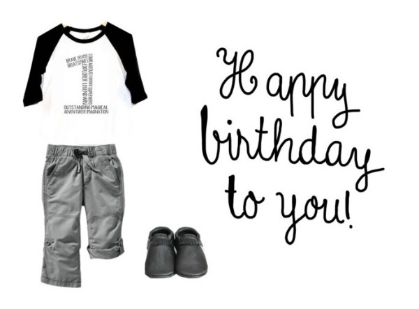 1st birthday outfit boy // Life Anchored