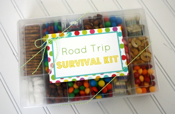 Rpad Trip Survival Kit // Life Anchored #ad #ShareFunshine
