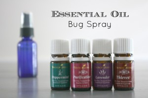 Natural Bug Spray with Essential Oils // Life Anchored #YLEO