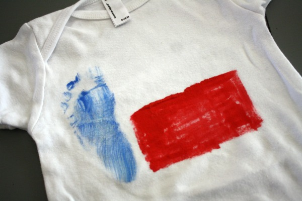 DIY Texas flag Kid's Shirt // Life Anchored #texan