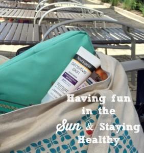 How I Choose Skin Health this Summer