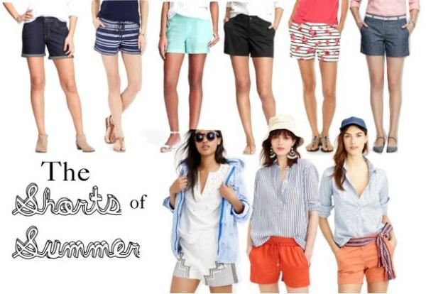 Summer Short Styles // Life Anchored