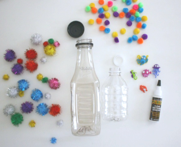 DIY Sensory Bottle // Life Anchored